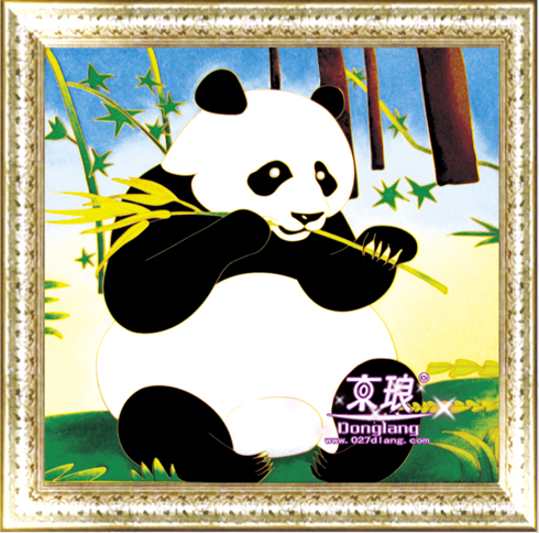 画画图片大全动物大熊猫